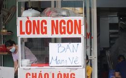 TP HCM tạm dừng các dịch vụ ăn uống mang về, xe công nghệ trong 15 ngày