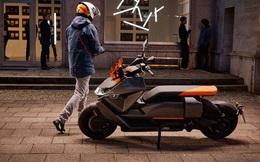 """Xe máy điện """"chất như nước cất"""" giá 12.000 USD của BMW"""