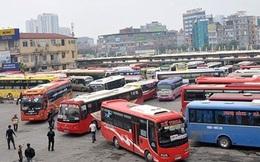 Hà Nội tạm dừng hoạt động vận tải hành khách công cộng đến 14 địa phương