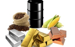 Thị trường ngày 8/7: Giá dầu, thép và cà phê tăng, vàng cao nhất 3 tuần, đồng, quặng sắt và cao su lao dốc