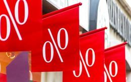 Ngất ngưởng lãi suất cho vay, ngân hàng báo lợi nhuận tăng cao