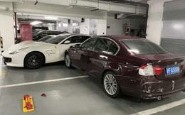 Nổi giận với chồng, cô gái lái BMW tông hàng loạt xe Ferrari, Porsche và Mercedes