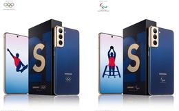 """Samsung tặng 17.000 điện thoại Galaxy S21 bản """"Limited Edition"""" cho vận động viên dự Opympic"""