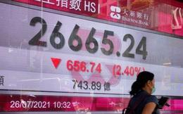 Biến chủng Delta kéo mây mù che phủ thị trường tài chính châu Á, riêng Trung Quốc có tháng rút ròng vốn đầu tiên kể từ quý 1/2021