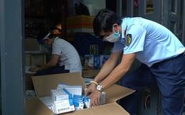Phát hiện số lượng lớn tân dược nghi nhập lậu