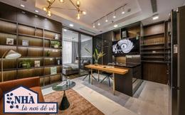 Không gian lấp lánh trong căn hộ hạng sang của nữ doanh nhân trẻ: Hiện đại, đẳng cấp và đem lại sự thoải mái nhất cho gia chủ