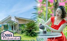Nhà vườn 5.000m2 tuyệt đẹp ở ven đô Hà Nội: Không gian sống đơn giản, gần gũi với thiên nhiên nhưng mất ít công chăm sóc, để nhà thực sự là nơi nghỉ ngơi, thư giãn