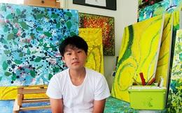 Đấu giá thành công bức tranh NFT đầu tiên trên sàn giao dịch Binance, hoạ sĩ Việt Nam 14 tuổi kiếm nửa tỷ đồng