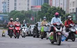 Dừng xác nhận giấy đi đường, đường phố Hà Nội đông đúc trở lại