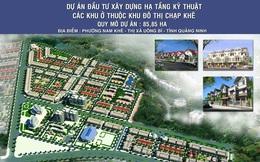 Ngân hàng rao bán nợ của đại gia bất động sản Quảng Ninh