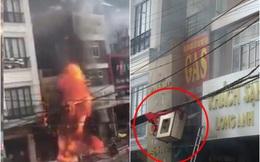 Tổng Giám đốc EVN gửi thư khen ngợi 2 nhân viên điện lực giải cứu kịp thời 2 em nhỏ trong vụ cháy cửa hàng gas ở Sa Pa