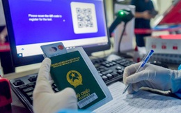 Chuyến bay đầu tiên thử 'hộ chiếu vắc-xin' từ Việt Nam đi