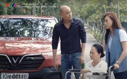 """Fan thích thú khi xe VinFast xuất hiện trong phim """"Hương vị tình thân"""""""