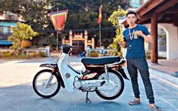 Giang Trần - Chàng trai có sở thích sưu tầm xe Dream biển ngũ quý