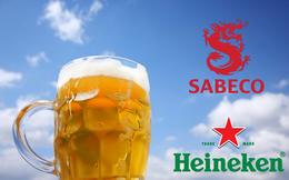 Doanh thu Sabeco ngày càng bị Heineken bỏ xa, thị phần lớn hơn nhưng lãi chỉ bằng nửa