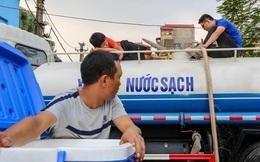 Hà Nội dự chi 165 tỷ đồng hỗ trợ giá nước sạch cho người dân