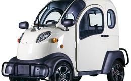 Mẫu ô tô điện giá chỉ 47 triệu rẻ ngang Yamaha Exciter, thiết kế lạ lùng đến khó tin