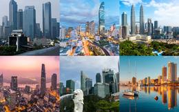Nhìn lại toàn cảnh tăng trưởng ASEAN-6 sau khi Thái Lan - mảnh ghép cuối cùng công bố kết quả kinh tế quý 2