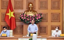 Công điện của Thủ tướng: Chính sách hỗ trợ cần thiết thực bằng tiền, lương thực để người dân yên tâm ở tại chỗ