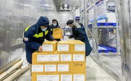 Thêm hơn 1,1 triệu liều vắc-xin AstraZeneca cho miền Nam