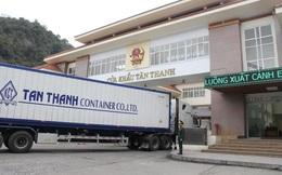 Thực hư thông tin Trung Quốc đột ngột dừng thông quan hàng hóa tại cửa khẩu Tân Thanh