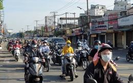 Công an TP HCM lý giải vì sao người dân ra đường đông