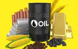 Thị trường ngày 18/8: Giá nhôm cao nhất 13 năm, giá dầu, vàng, sắt thép, cà phê giảm