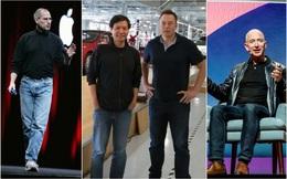 """Từ Thung lũng Silicon tới Trung Quốc, các ông trùm công nghệ ngày càng đam mê """"quần jeans"""" chứ không phải những bộ vest được may đo hoàn hảo"""