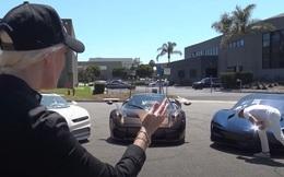 Đại gia bất động sản khoe 3 siêu xe vài trăm tỷ độc nhất vô nhị khiến Supercar Blondie nể phục
