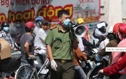 TP HCM kêu gọi người dân hãy bình tĩnh, không thu gom hàng hóa