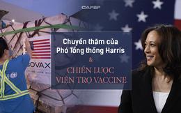 Chuyến thăm của Phó Tổng thống Kamala Harris và chiến lược viện trợ vaccine thể hiện điều gì về ưu tiên của Mỹ cho Việt Nam giữa đại dịch Covid-19?