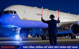 """Giải mã chiếc """"Không lực 2"""" sẽ lần đầu tiên đưa một Phó Tổng thống Mỹ tới Việt Nam"""