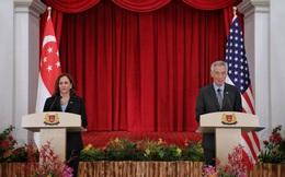 Phó Tổng thống Mỹ Kamala Harris phát biểu ở Singapore: Mỹ cam kết trở thành kho vắc xin của thế giới