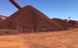 Tin vui cho ngành thép: Giá quặng sắt thấp nhất 7,5 tháng