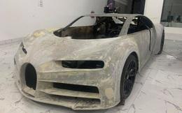 Nhóm bạn trẻ tại Quảng Ninh tự chế Bugatti Chiron: Động cơ Toyota Corolla cũ, chưa xong nhưng đã mất hơn 150 triệu đồng