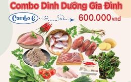 BigC, AEON chuyển sang bán 'combo' rau củ, thịt cá, mỹ phẩm… giá từ vài chục nghìn đến cả triệu đồng khi Tp.HCM tăng cường giãn cách