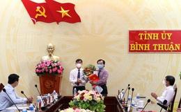 Nguyên Chủ tịch và nguyên Phó Chủ tịch UBND tỉnh Bình Thuận nghỉ hưu trước tuổi