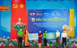 Đại gia bất động sản triển khai siêu thị mini 0 đồng tại huyện ngoại thành Hà Nội