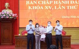 Quảng Ninh có tân nữ Phó Bí thư Tỉnh ủy Quảng Ninh 48 tuổi