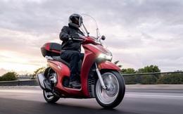 Honda SH 350i ra mắt tại Việt Nam với giá tốt không ngờ