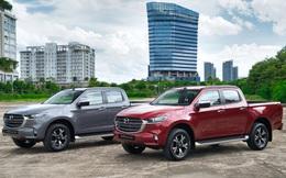Mazda BT-50 2021 ra mắt tại Việt Nam: Bán tải đi phố, giá từ 659 triệu đồng