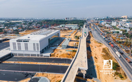 2 công trình giao thông trọng điểm tại Tp.HCM dự kiến hoàn thành trong tháng 9