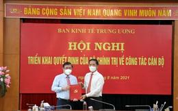 Trao quyết định điều động ông Nguyễn Thành Phong làm Phó Trưởng Ban Kinh tế Trung ương