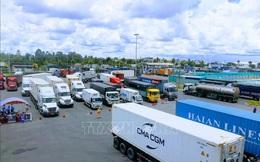 Bộ Giao thông vận tải thêm giải pháp tháo gỡ ùn tắc lưu thông hàng hóa tại Cần Thơ