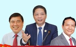 Chân dung lãnh đạo Ban Kinh tế Trung ương