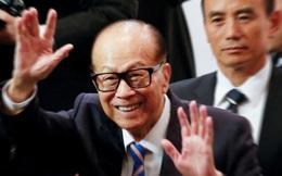 """8 khoản đầu tư """"thần thánh"""" giúp Lý Gia Thành liên tục """"chiếm ngôi"""" tỷ phú giàu nhất Hong Kong: Công nghệ là ưu tiên hàng đầu!"""