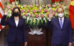 Chuyến công du của bà Harris khép lại, một chương mới trong quan hệ Việt – Mỹ mở ra
