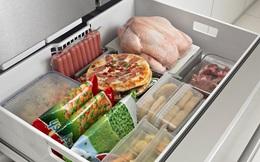 4 mẫu tủ đông 100L giá chỉ từ 3,2 triệu, mùa dịch gia đình tha hồ bảo quản thực phẩm tươi ngon