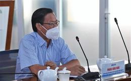 Chỉ đạo đầu tiên của ông Phan Văn Mãi trên cương vị Chủ tịch TPHCM