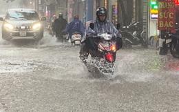 Các tỉnh Bắc Bộ và Hà Nội mưa lớn kéo dài đến ngày mai 28/8